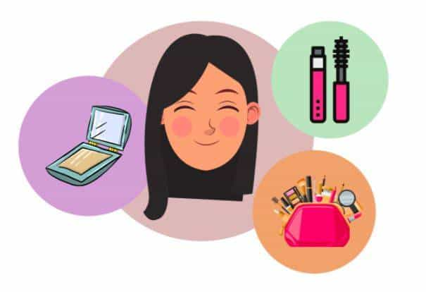 Positive Effects of Makeup